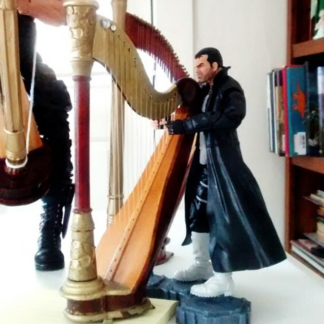 Warming Up for a Recital