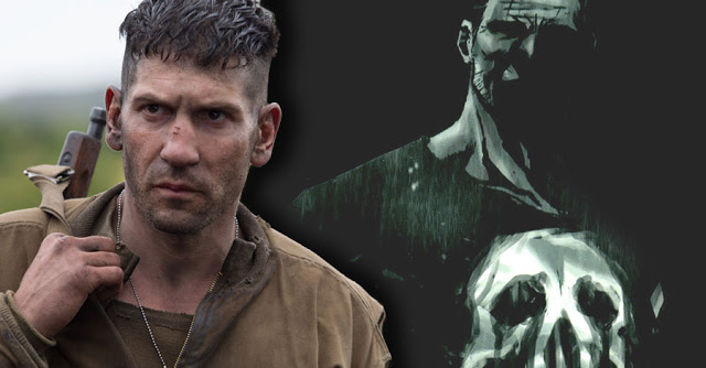 Jon Berthal to play the part of Punisher soon.