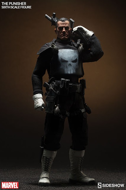 Punisher from Sideshow Collectibles 1