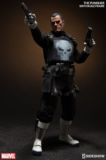 Punisher from Sideshow Collectibles 2