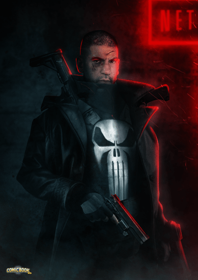 Jon Bernthal's Potential Punisher Costume