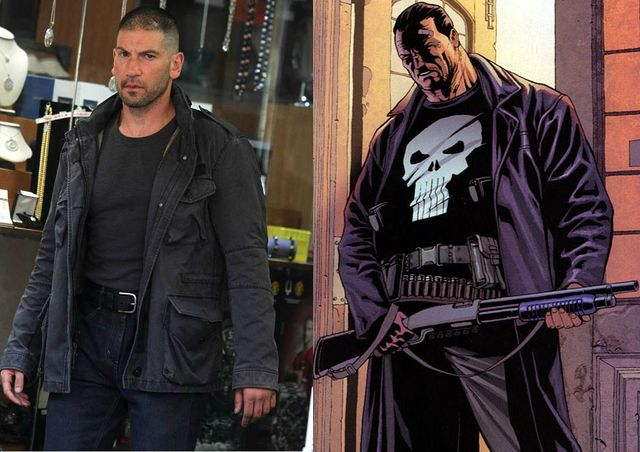 Bernthal and Max Punishers