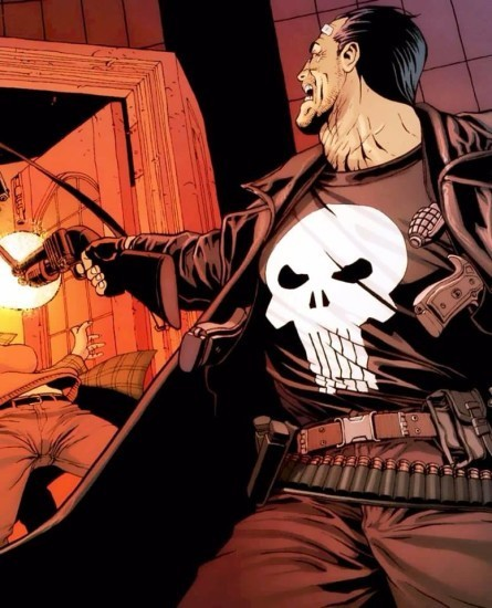 From Punisher Max.