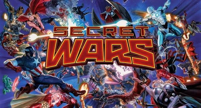 Good Riddance to Secret Wars!!
