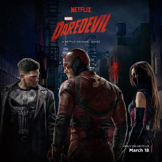 Promo for Season 2 of Daredevil from Netflix