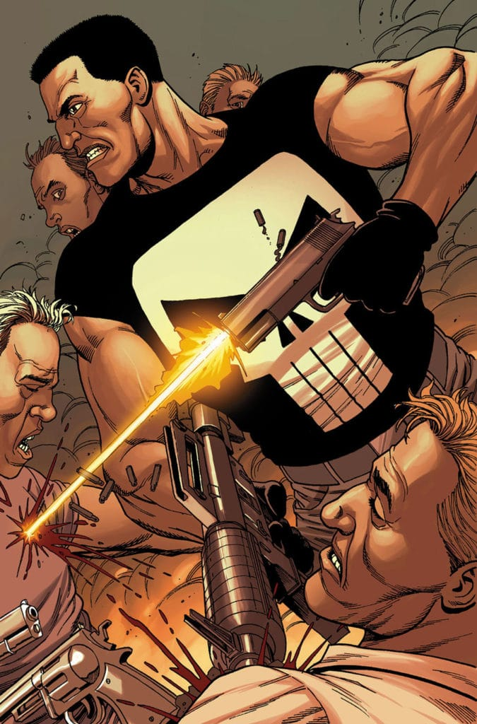 Punisher #1 is out!