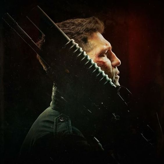 Frank Castle, The Soldier (and Harpist) of Hell's Kitchen and beyond.