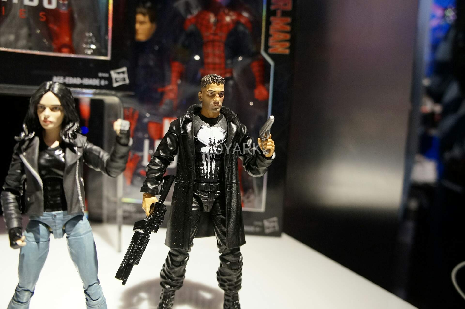 Photo taken from this year's New York Toy Fair held this weekend 3.