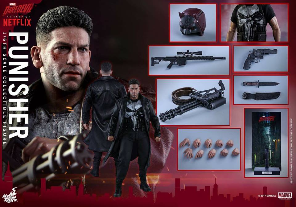 One Hot Punisher Toy!