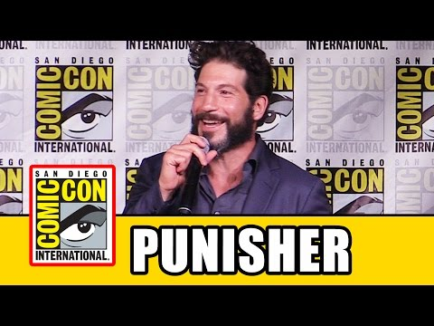 Video of Jon Bernthal's Surprise Visit