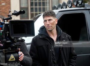 On the set of The Punisher 3