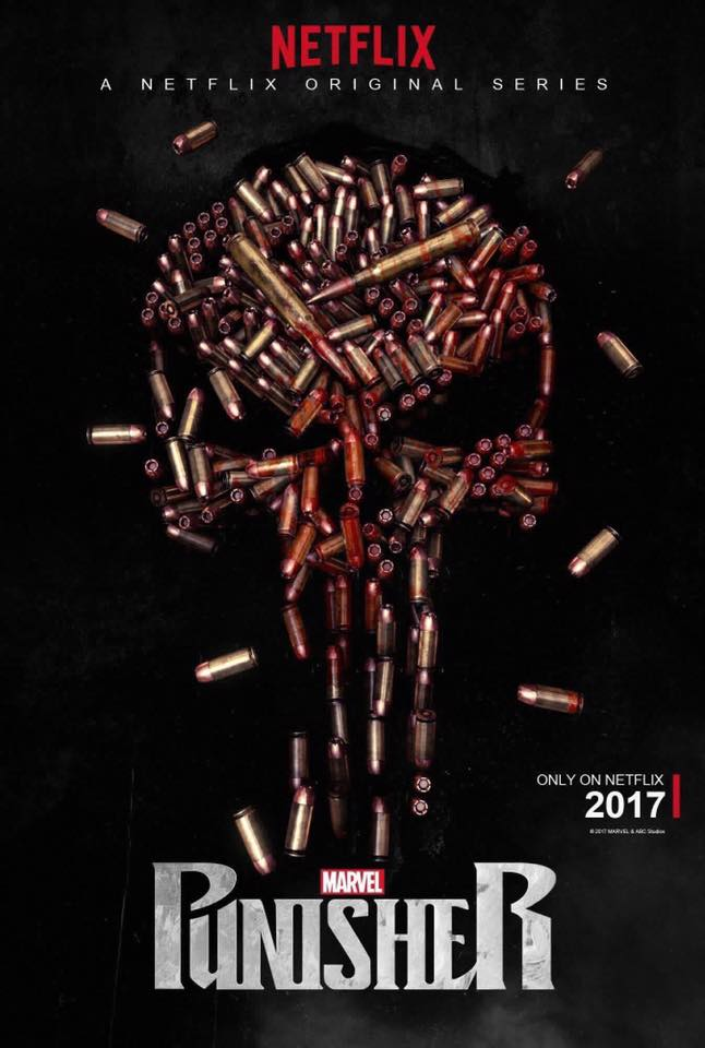 EPIC Punisher fan poster (Not Official!)