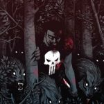 Becky Cloonan's Punisher #3 Cover Variant