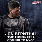The Punisher is Officially coming to #NYCC!