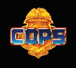 Logo to C.O.P.S. Cartoon series.