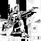 Goran Parlov's Awesome Punisher Art!