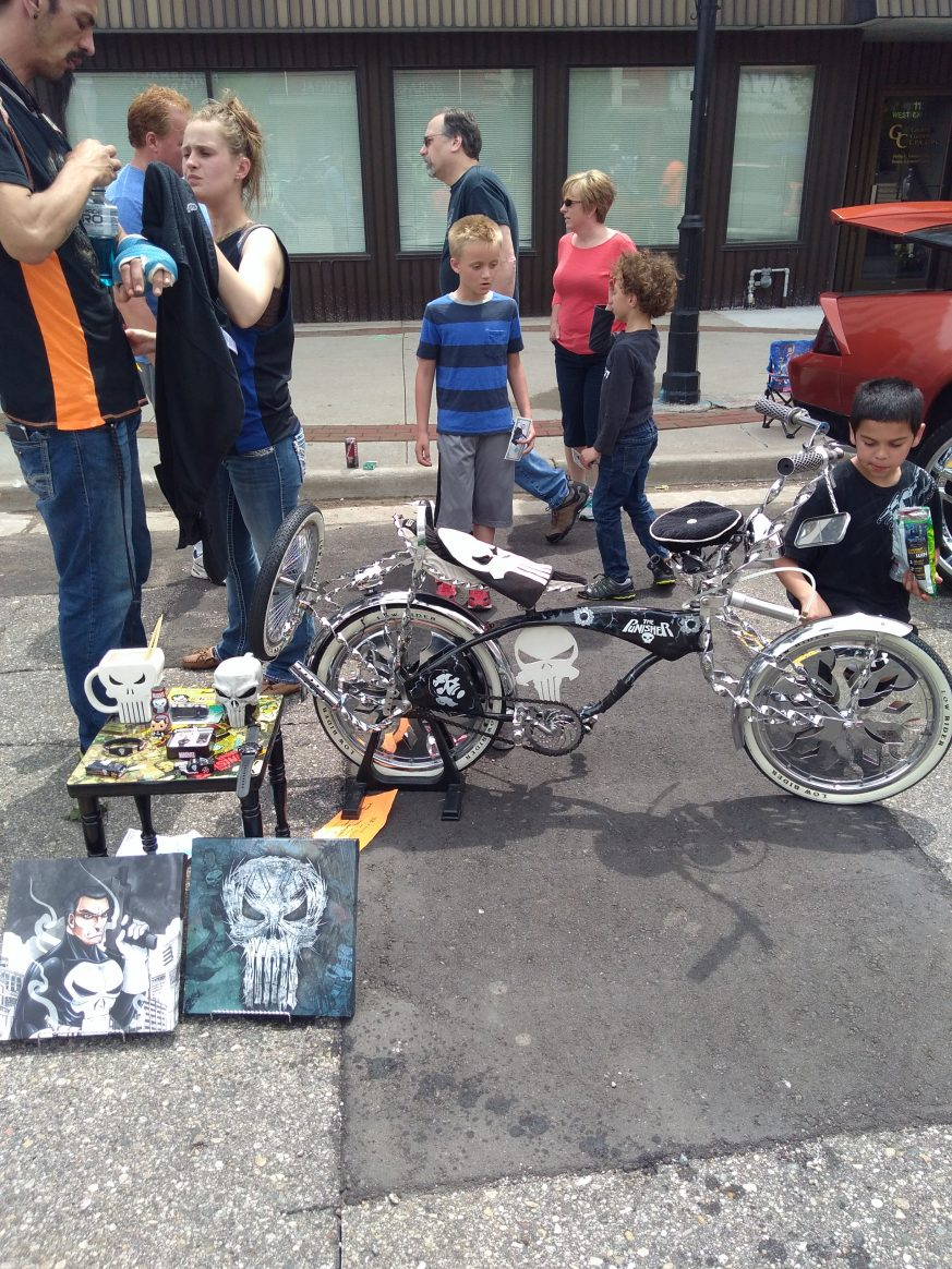 One Awesome Punisher Bike!
