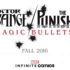 The Punisher to team up with Dr. Strange