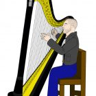 NEW PUNISHER HARP ART: Jon Bernthal's Punisher Sings and Harps