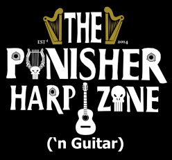 The Punisher Harp ('n Guitar) Zone