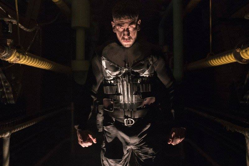 Official Image taken for Marvel's The Punisher!