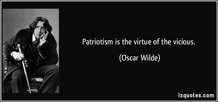 Quote from Oscar Wilde