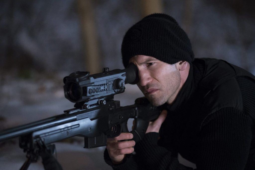 Frank Castle, The Punisher (Jon Bernthal)