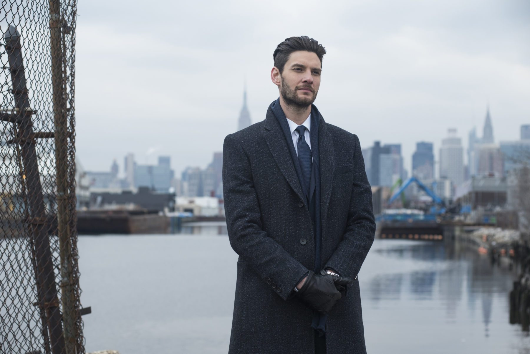 Ben Barnes as Billy Russo soon to be known as Jigsaw!