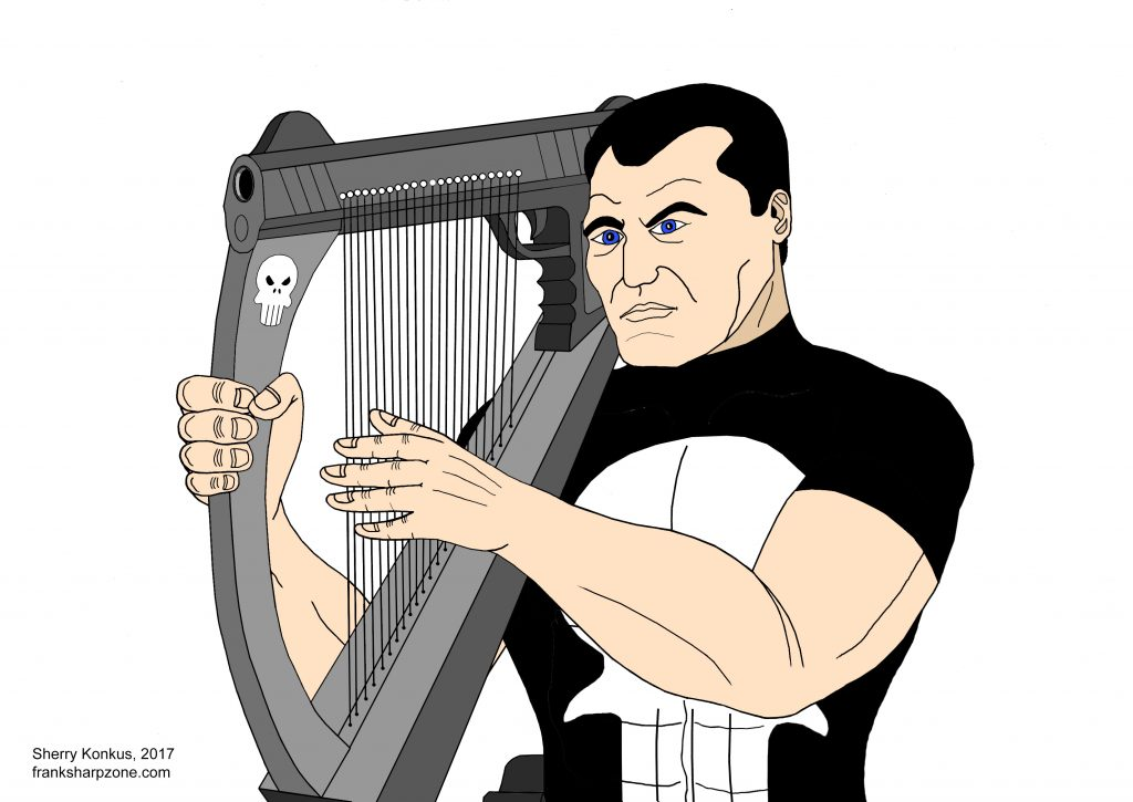 The Punisher's Song of Death