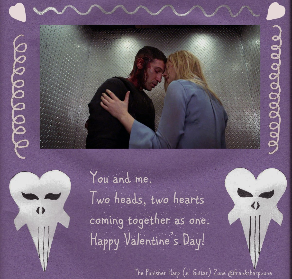 Punisher Valentine 2