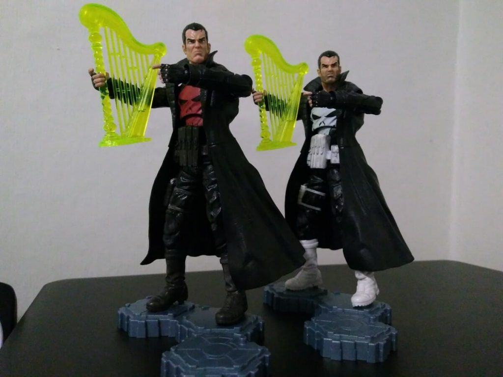The Punisher Harp Duo!