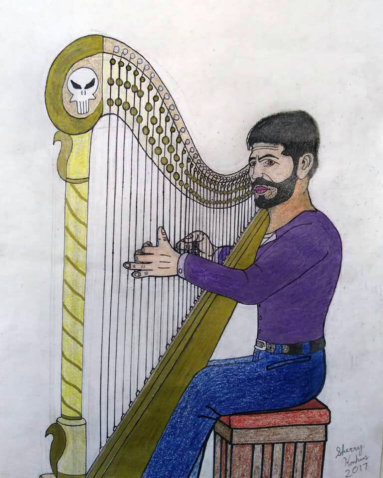 The Harp of Pete Castiglione: Final Update