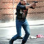 Jon Bernthal in Training for Marvel's The Punisher Season 2!